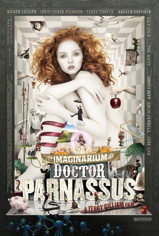 Thumb Análisis y Crítica: El imaginario mundo del Doctor Parnassus