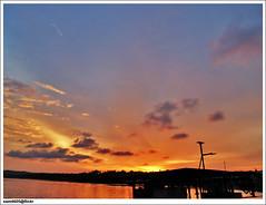 Sunset Kuala Penyu (sam4605) Tags: sunset ferry landscape scenery malaysia borneo sabah pemandangan feri kualapenyu lanskap sabahborneo