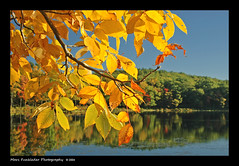 High Point State Park (Marc Funkleder Photography) Tags: new autumn lake fall newjersey nikond70 jersey highpointstatepark