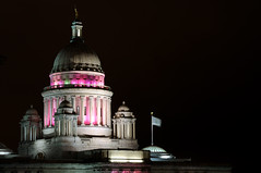 DSC_0425 (annex10) Tags: longexposure ri pink night island october breast cancer providence awareness rhode