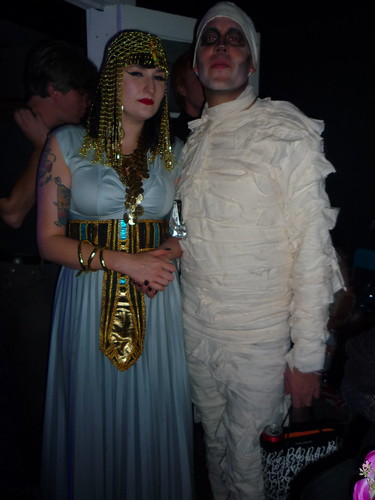 cleopatra and mummy