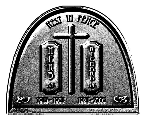 Tombstone Tattoo