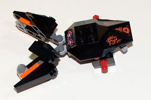 LEGO Atlantis 8056-1 Monster Crab Clash - Body 3