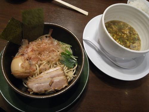 河童ラーメン本舗(つけ麺)@橿原市-06