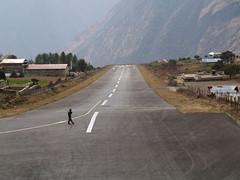 Lukla (RB61) Tags: nepal mount summit himalaya katmandu everest wandern lukla namaste treking jety
