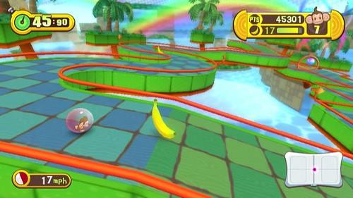 Level 1 - Monkey Island