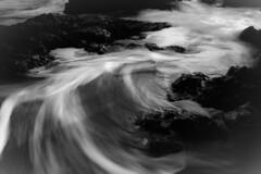 Ocean Swirl (the_tahoe_guy) Tags: ocean sanfrancisco longexposure travel pink sea wallpaper vacation blackandwhite favorite usa beach beautiful photography eos photo interesting rocks waves weekend creative best foam creativecommons swirl marinheadlands mustsee thetahoeguy
