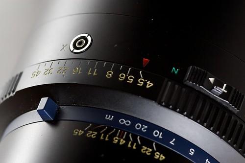 Medium Format Lens