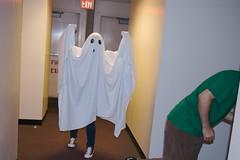 [Dragon*Con 2009] That ghost has nice kicks.