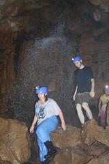 Caving near Arenal