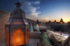 Arabic opulence (momentaryawe.com) Tags: sunset dubai desert traditional uae arabic emirates lamps arabian unitedarabemirates hdr babalshams opulence d300s catalinmarin momentaryawecom