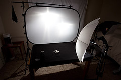 Lighting for Droid Shoot