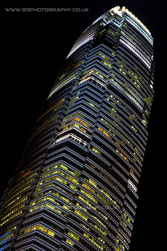 International Finance Centre (IFC) Building - Hong Kong
