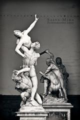 Gaudint de Florncia [ #8 ] (Salva Mira) Tags: florence rape escultura florencia firenze esculpture salva sabines sabinas florncia rapto salvamira rapte salvadormira