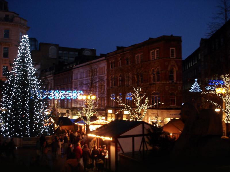 German Christmas Birmingham 3