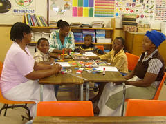 Learners take responsibility for their educati...