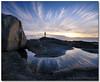 Westcoast Wonders (Panorama Paul) Tags: sunset bravo reflexions paternoster tietiesbaai nohdr sigmalenses nikfilters colorphotoaward bratanesque vertorama nikond300 wwwpaulbruinscoza yourwonderland paulbruinsphotography