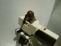 Sniping (Alexander's Lego Gallery) Tags: tower cops guard police cop hunter base turret