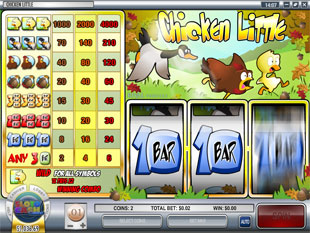 Chicken Little slot game online review