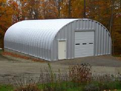 SteelMaster Steel Garage Kit
