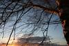 Oktober (pixel-rausch) Tags: sunset dusk calendarshot