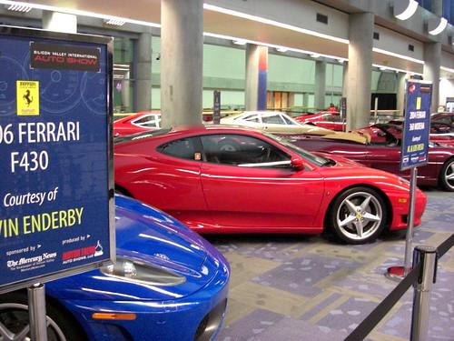 Международное автошоу в Сан Хозе 2010