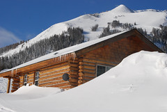 - Moonlight Basin MT cabin
