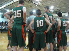 Boys' Varsity Basketball