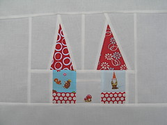 Gnome House #2 for Kerri / sewdeerlyloved