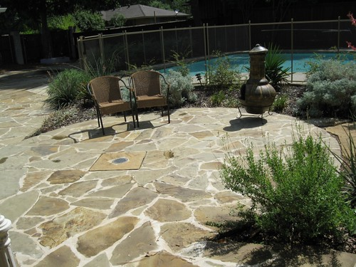 Patios landscaping designer