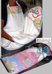 avental toalha baby (Artinmoldes - Atelier Das Mana) Tags: