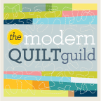 The Modern Quilt Guild button