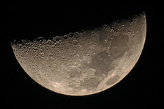 The Moon, Jan 22, 2010 (jdmuth) Tags: moon astrophotography themoon