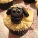 Sheep Cupcakes - Lamb Cupcakes