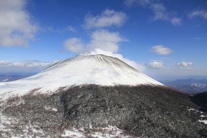 浅間黒斑山登山とアイゼン