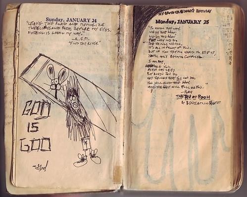 1954: January 24-25