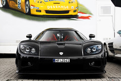Koenigsegg CCX-R Edition! (Keno Zache) Tags: auto 6 beauty car canon germany deutschland power ride sweden d schweden sigma ps 400 edition powerful rare koenigsegg keno wagen 18200mm 400d zache eos400d ccxr 1032ps oscherlsben