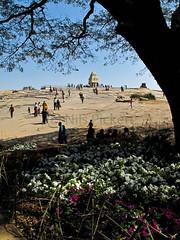 Kempegowda Tower (nils.pickert) Tags: india bangalore botanicalgarden lalbagh kempegowda