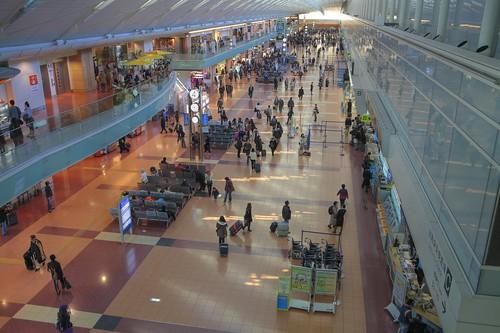 Haneda Airport HDR