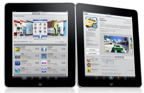 iTunes на iPad