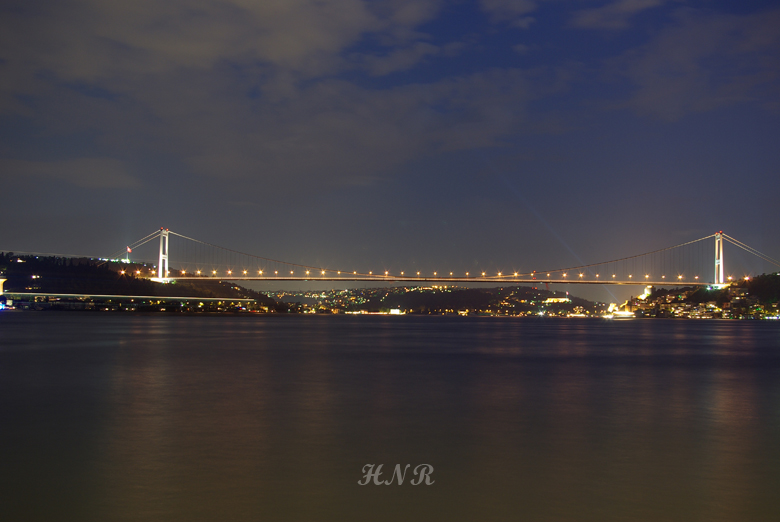 Muhteşem Boğaz ve Köprüsü...