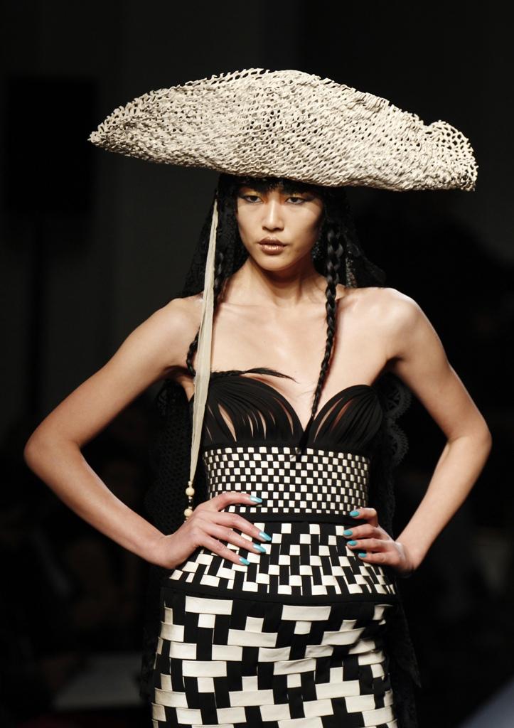Jean Paul Gaultier SS2010 Haute Couture 3b