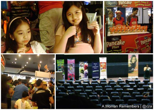 Princess and the Frog advance screening, SM Megamall