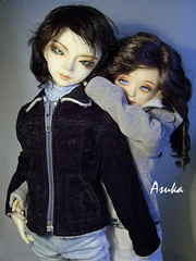 love (~Asuka~) Tags: handmade mo casual bjd dollfie mayu msd souldoll dollzone soulkids
