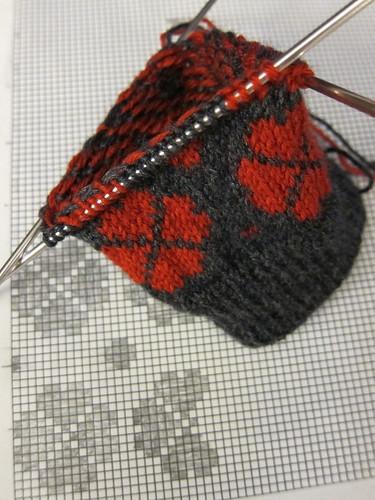 #41 - Heart Socks