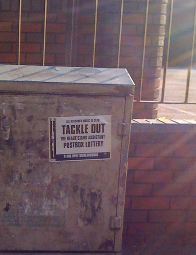 TACKLE OUT