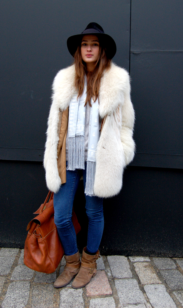 white_bear_coat_London_Fashion_Week