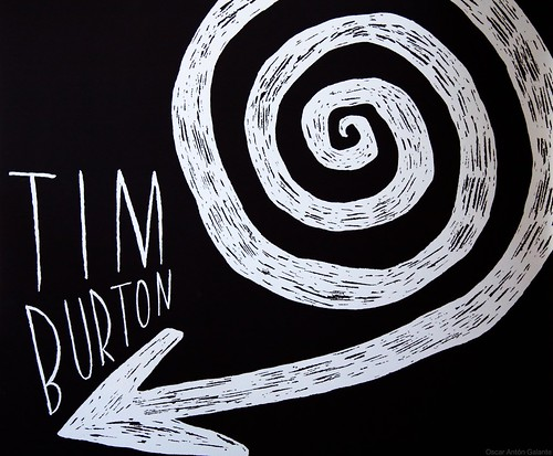Tim burton at MoMA by oshkar, on Flickr