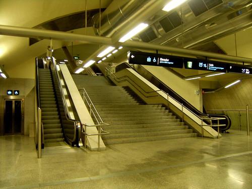 Metro de Lisboa: Estação S.Sebastião