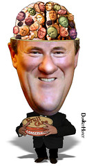 Joe Scarborough, Conservative Fruitcake